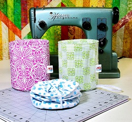 Fat Quarter Pop Ups