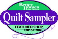 Quilt Sampler - Spring 2015