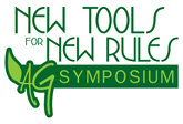 New Tools for New Rules Ag Symposium