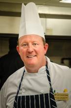 Chef Michael Broughten