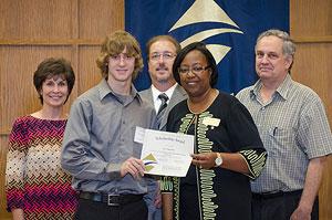 SCC Scholarship Recipients