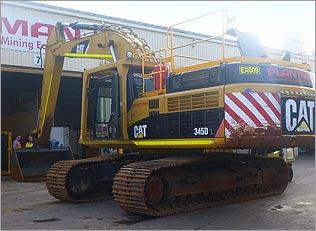 Cat 345D-L Hydraulic Excavator