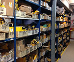 Parts Warehouse and Distribution