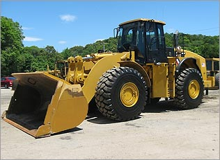 Cat 980H Wheel Loader