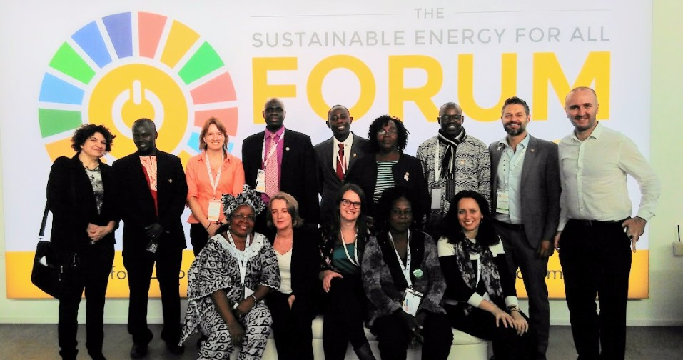 ACCESS members at the SEforALL Forum