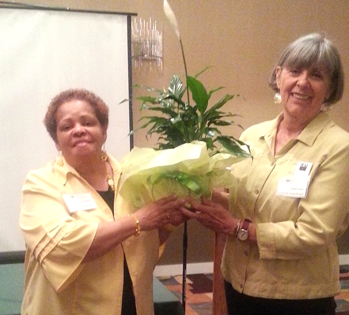 Jacqueline Achong receives growth award
