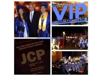 VIP Graduation Seats