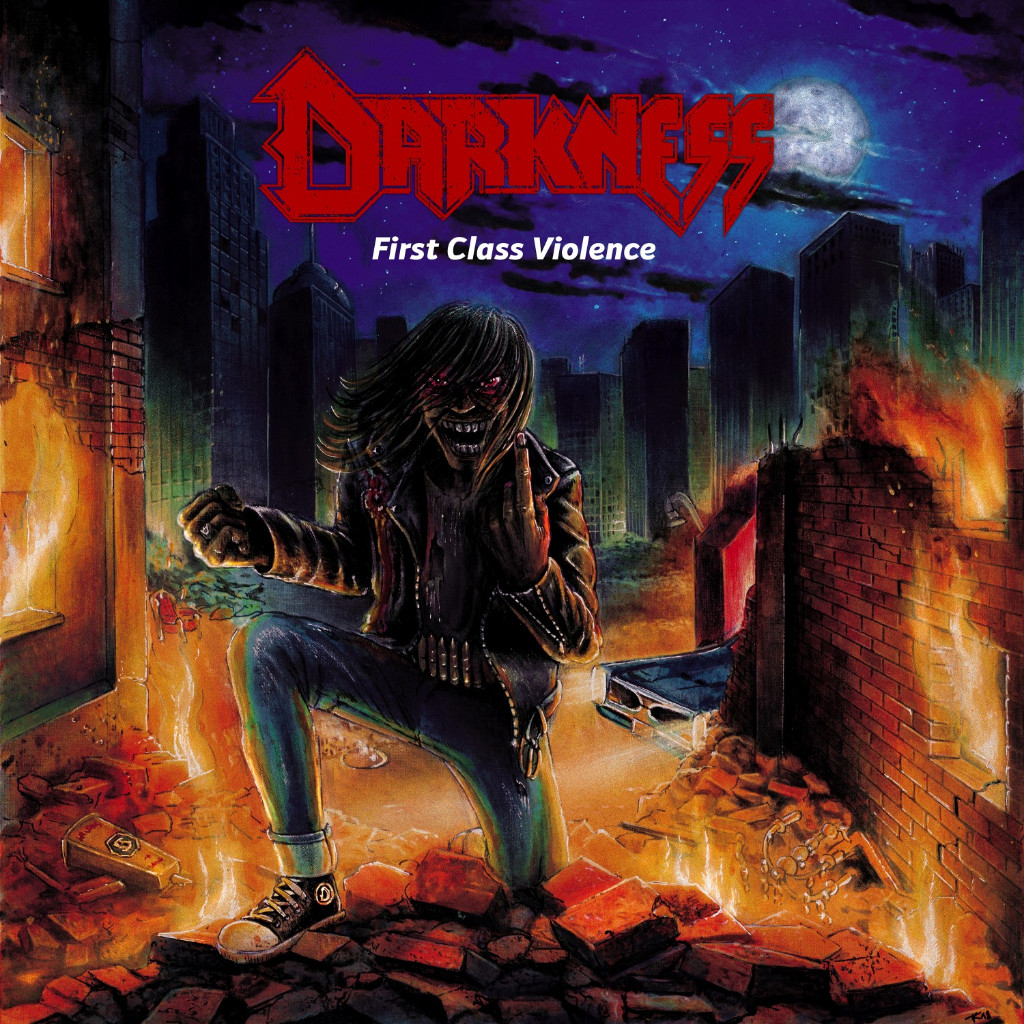 Darkness Frontcover