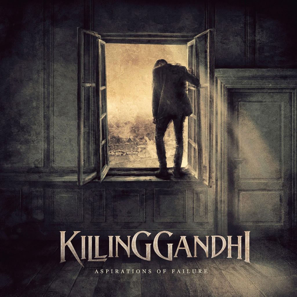 Killing Gandhi - Aspirations Of Failure - Artwork