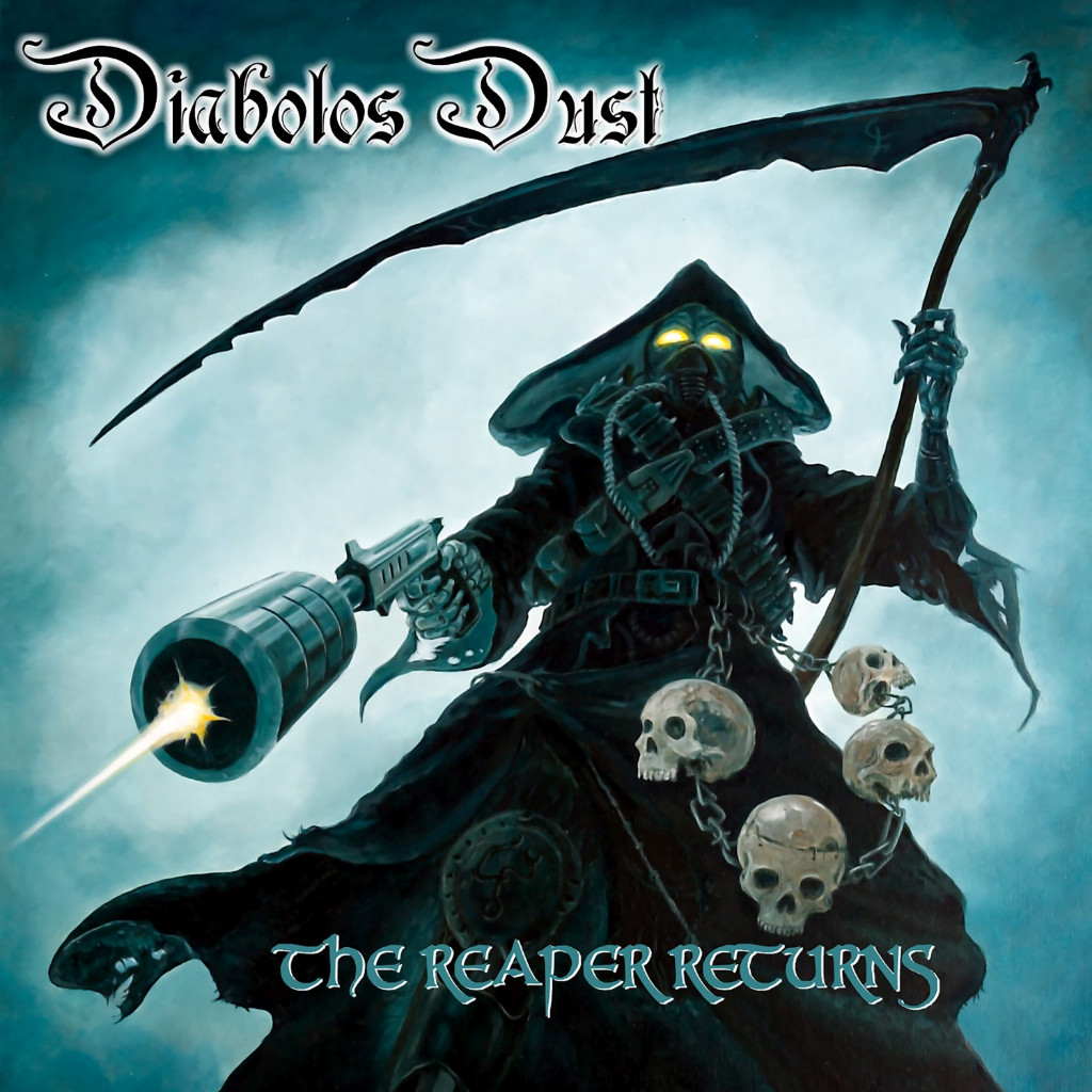 Diabolos Dust - The Reaper Returns - Artwork