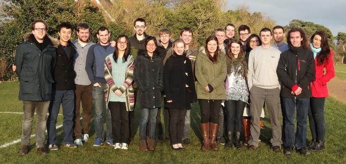 SBM 2014 cohort