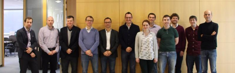 UCB-Oxford LSF team
