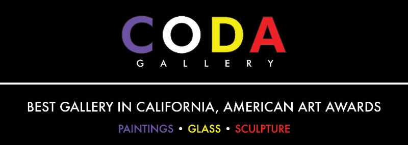 Coda Gallery on El Paseo in Palm Desert