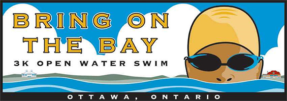 Bring on the Bay 3k open water swim