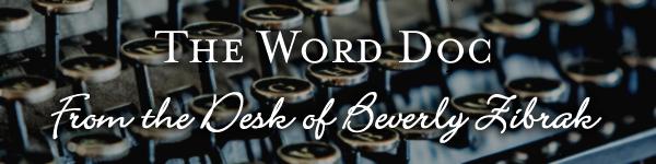 The Word Doc, Beverly Zibrak