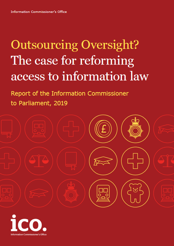 ICO report 'Outsourcing Insight?'