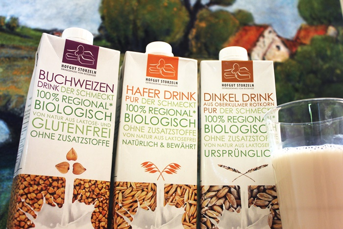 Getreidedrinks des Hofgut Storzeln / BIO gewinnt Gewinn