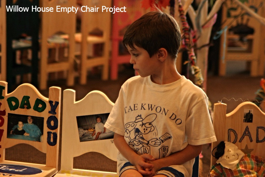 Willow House Empty Chair Project
