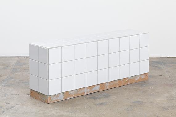 New Theater Bench Prototype, 2013
