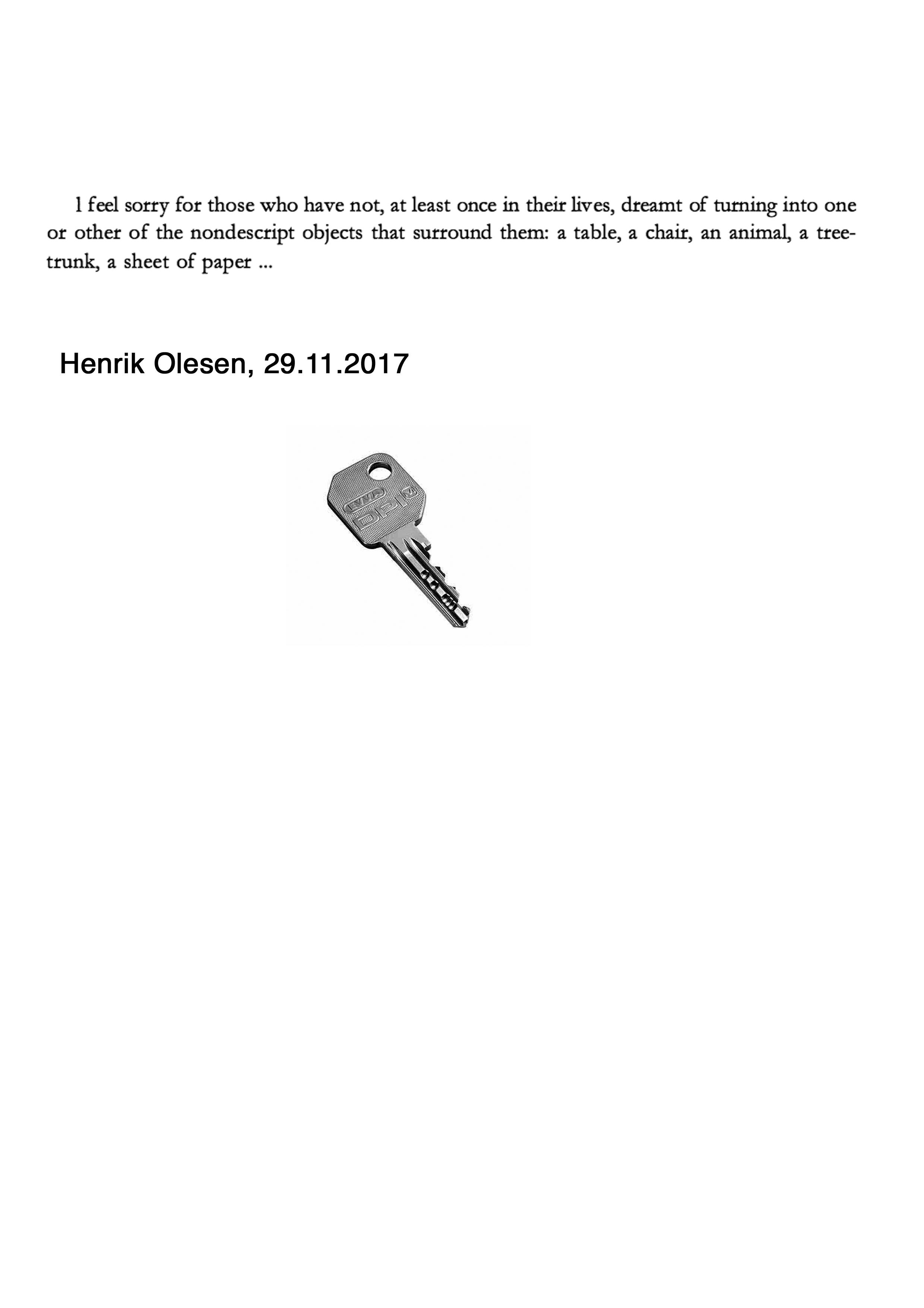 Henrik Olesen