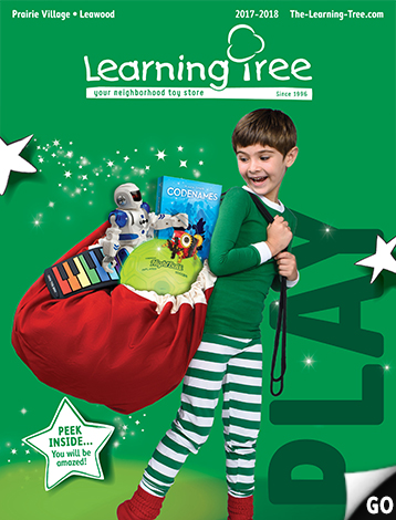 Holiday toy catalog