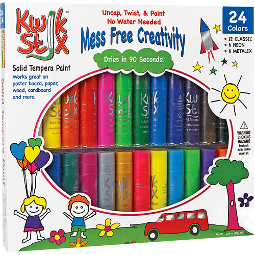 Kwik Stix paint sticks