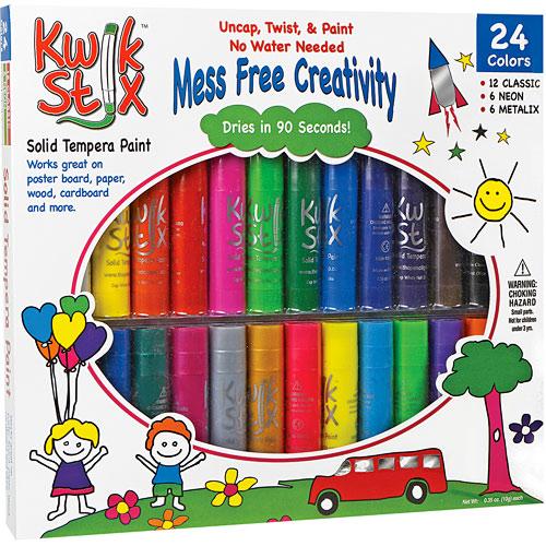 Kwik Stix paint sticks
