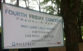 Franklin Park Free Concerts