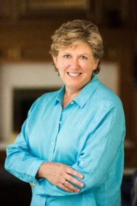 author Sue Gallion