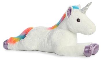 Rainbow Unicorn plush toy