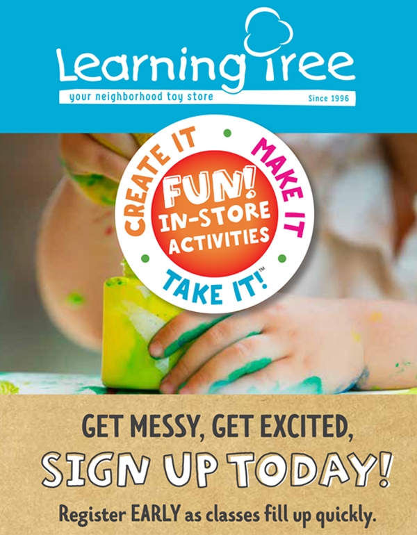 Summer Classes Schedule for the Learning Tree 2018