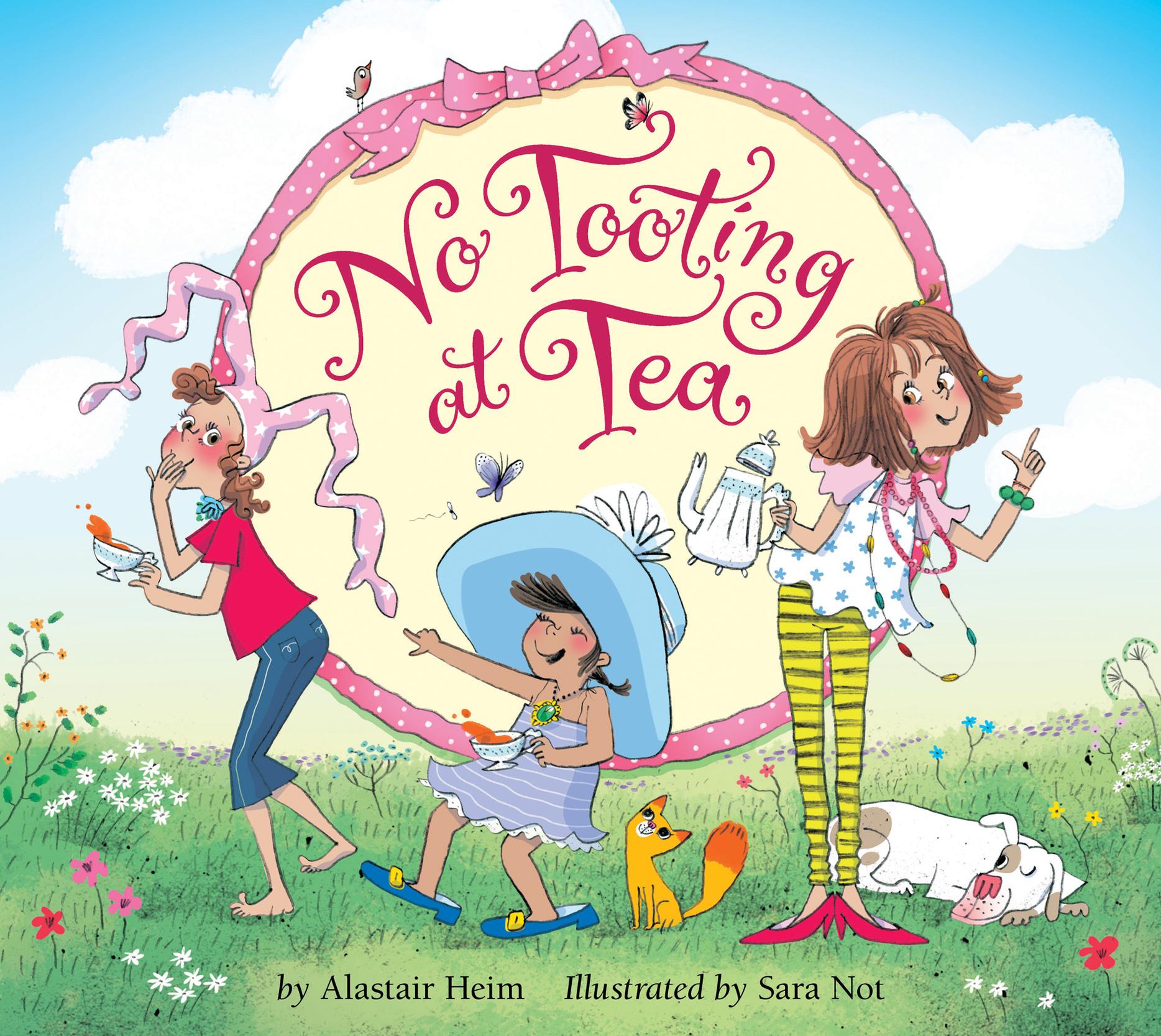 No Tooting At Tea book