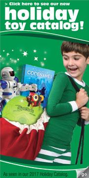 holiday toy catalog