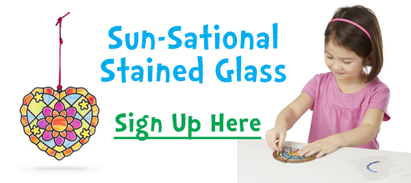 Sun-sational Stained Glass class