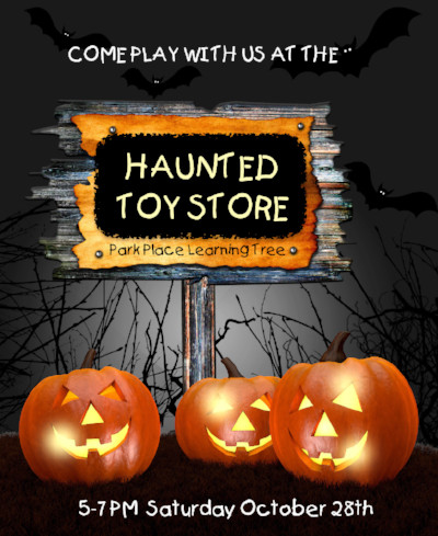 Haunted Toy Store