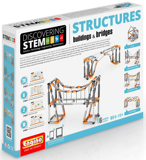STEM Structures buildings and bridges