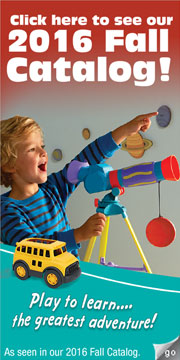 Fall Toy Catalog