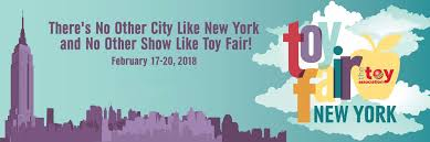 Toy Fair NYC