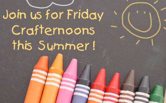 Summer Crafternoons at The Learning Tree