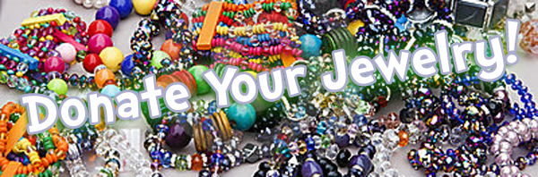 donate your costume jewelry