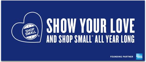 Shop Small November 24th