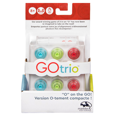 Go Trio travel game