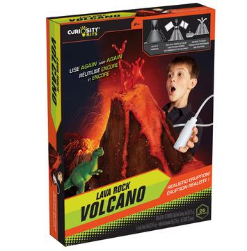 Lava Rock Volcano