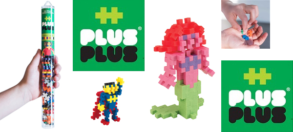 Plus Plus construction set