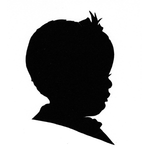 Clay Rice Silhouette
