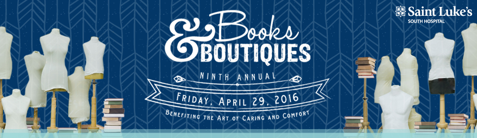 St. Luke's Books and Boutiques 2016