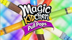 Magic Kidchen Pull Pops
