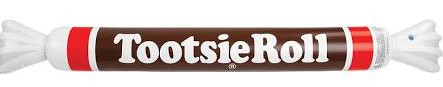 Giant tootsie roll pool noodle