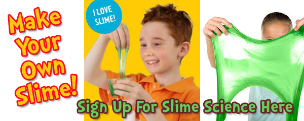 Make Your Own Slime in Slime Science class