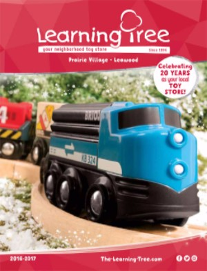 2016 Learning Tree holiday toy catalog